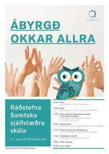 Auglýsing - ráðstefna SSSK