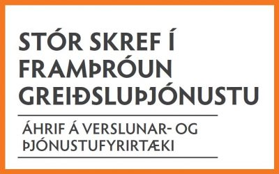 Ný löggjöf um greiðslumiðlun er handan við hornið