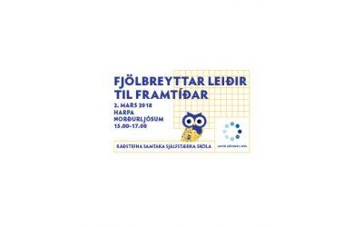 Ráðstefna SSSK 2. mars – Fjölbreyttar leiðir til framtíðar