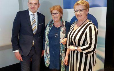 SSSK leikskólastjórar hljóta tilnefningu til stjórnendaverðlauna