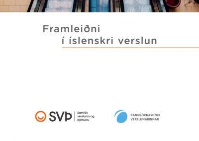 Framleiðni í íslenskri verslun 2018