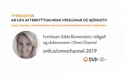 Fyrirlestur: Að lifa af í breyttum heimi verslunar og þjónustu