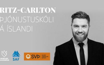 Ritz Carlton þjónustuskólinn – sérkjör fyrir SVÞ félaga