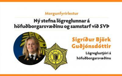 Þjófnaðarmál: Ný stefna lögreglunnar á höfuðborgarsvæðinu og samstarf við SVÞ