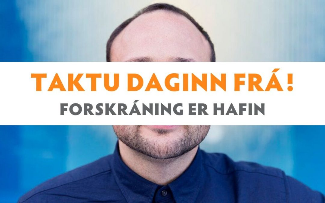 Forskráning á aðalráðstefnu SVÞ 2020 er hafin