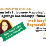 Journey mapping vinnustofa