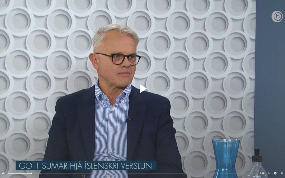 Verslunin, stafræn þróun og aðgerðir stjórnvalda