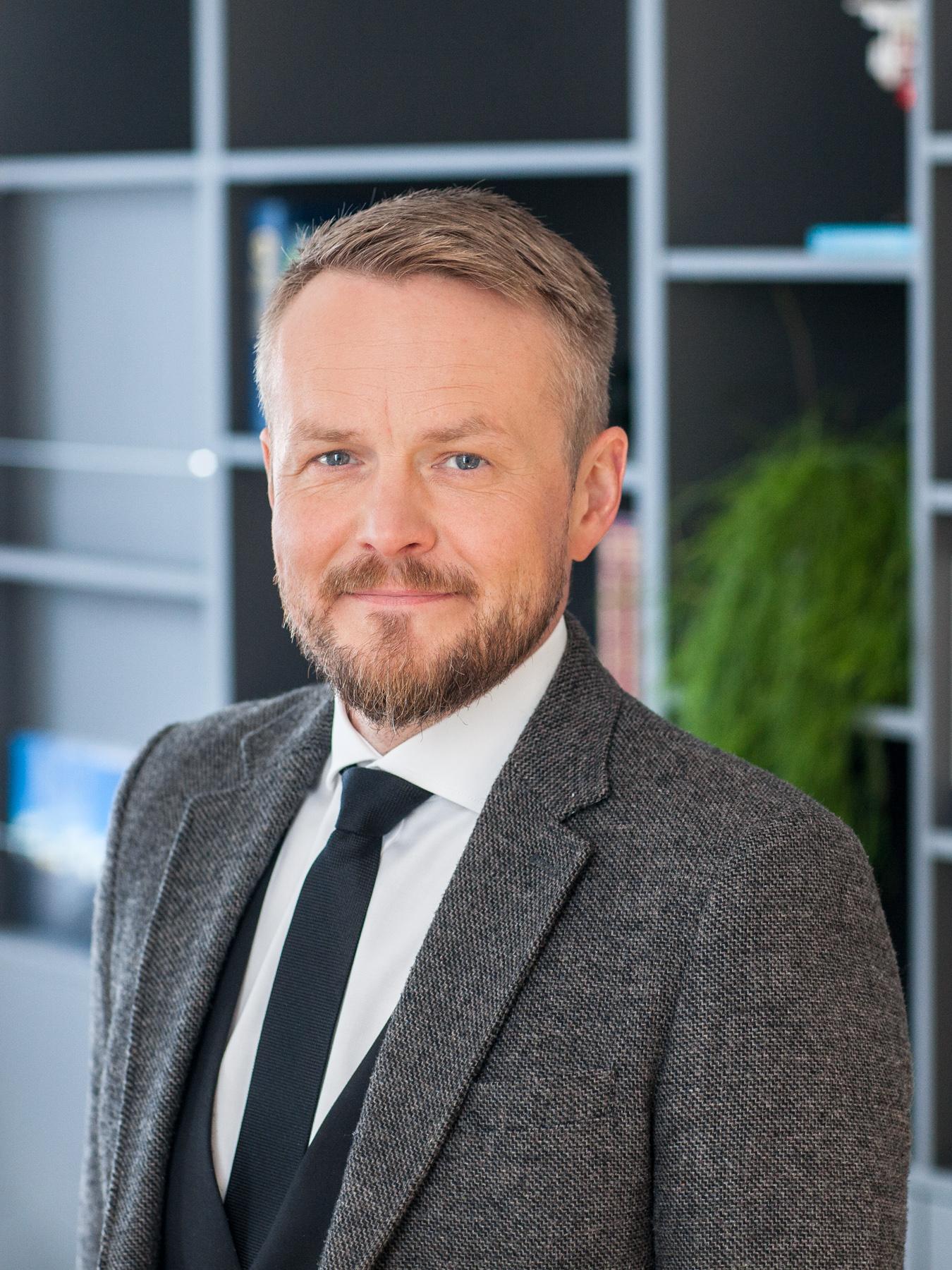 Benedikt S. Benediktsson