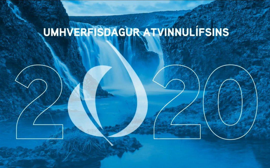 Umhverfisverðlaun atvinnulífsins
