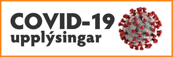 COVID-19 upplýsingar