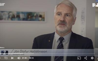 Formaðurinn kallar eftir opnu samtali við stjórnvöld