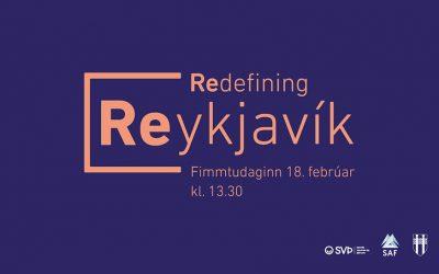 Upptaka frá kynningarfundi: Redefining Reykjavík