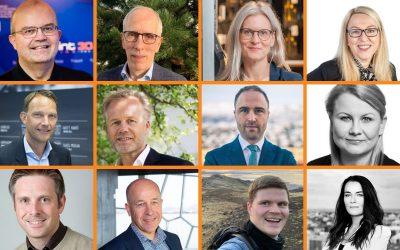 Kynning á frambjóðendum til stjórnar SVÞ 2021
