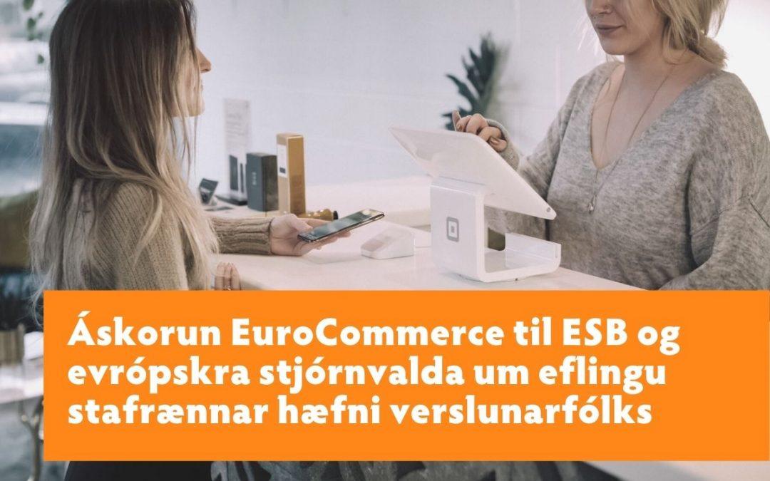 EuroCommerce skorar á evrópsk stjórnvöld