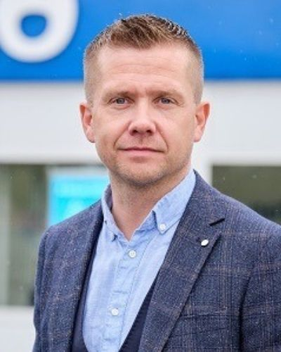 Gunnar Egill Sigurðsson