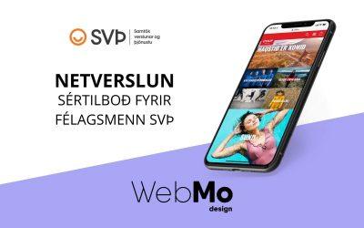 Sértilboð í uppsetningu á vefverslun